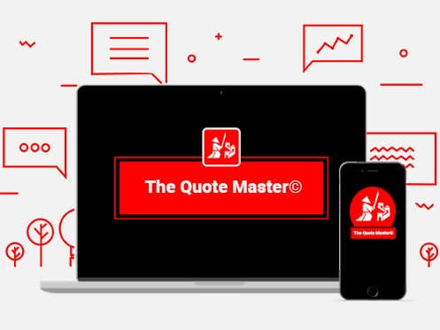 The Quote Master by Sourcing Warrior