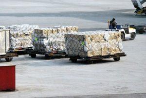 air shipping